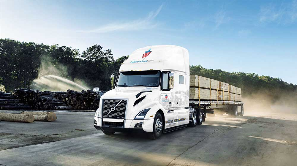 Full Truckload Flatbed