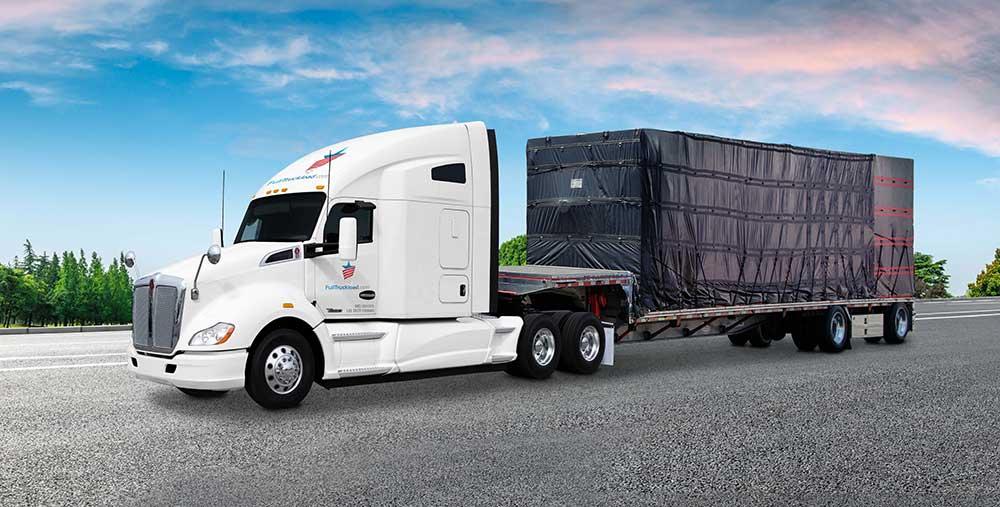 Full Truckload Lowboy