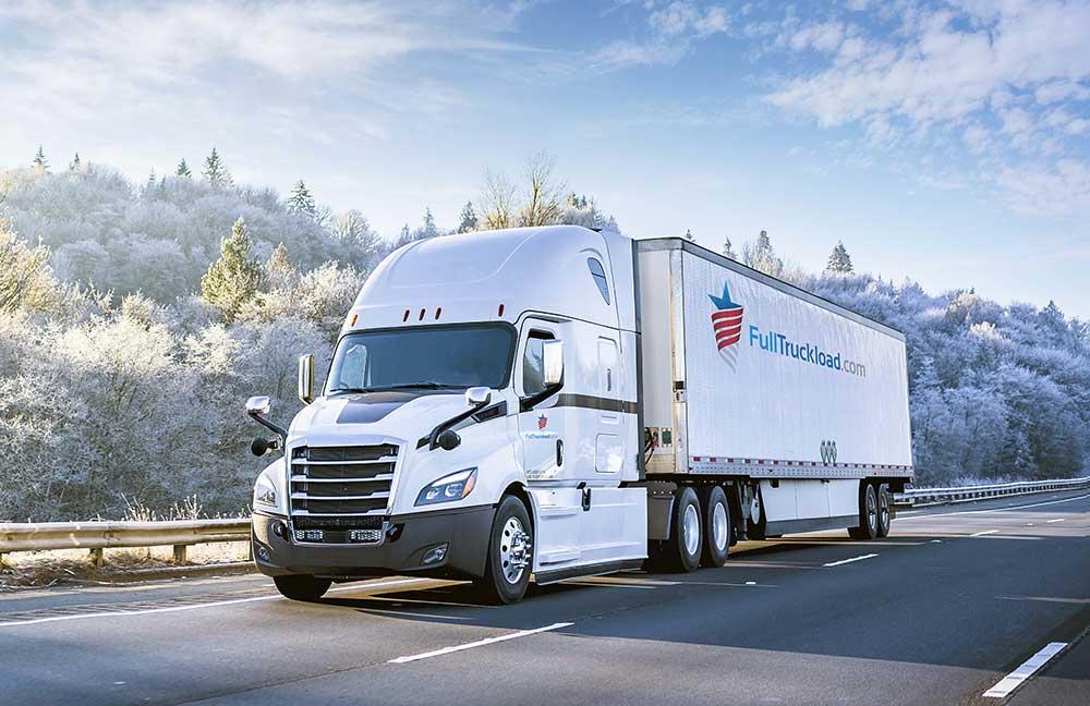 Full Truckload Tractor